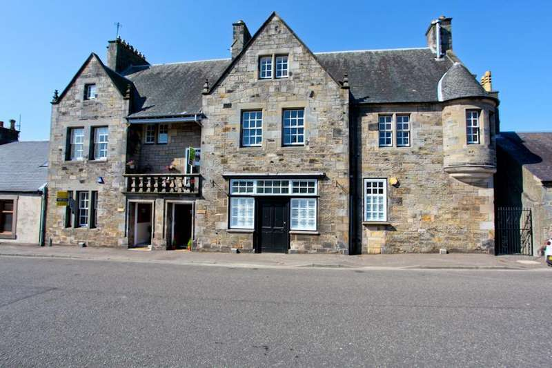 4 Bedrooms Town House for sale in Betson Street, Markinch, Glenrothes