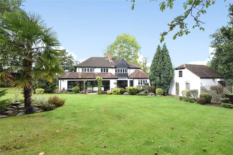4 Bedrooms Detached House for sale in London Road, Rickmansworth, Hertfordshire, WD3