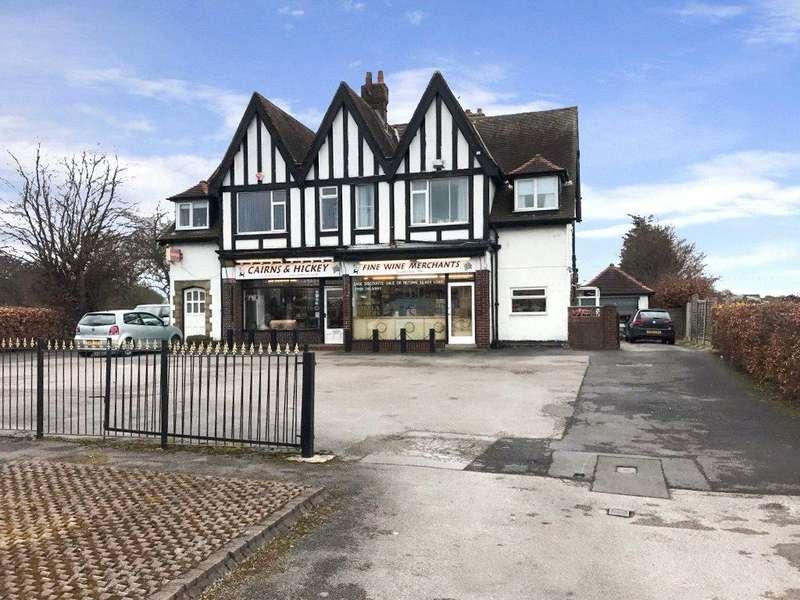 4 Bedrooms Semi Detached House for sale in Leeds Road, Bramhope, Leeds, West Yorkshire