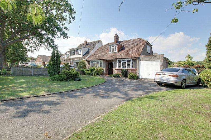 3 Bedrooms Detached House for sale in High Road, Layer-De-La-Haye