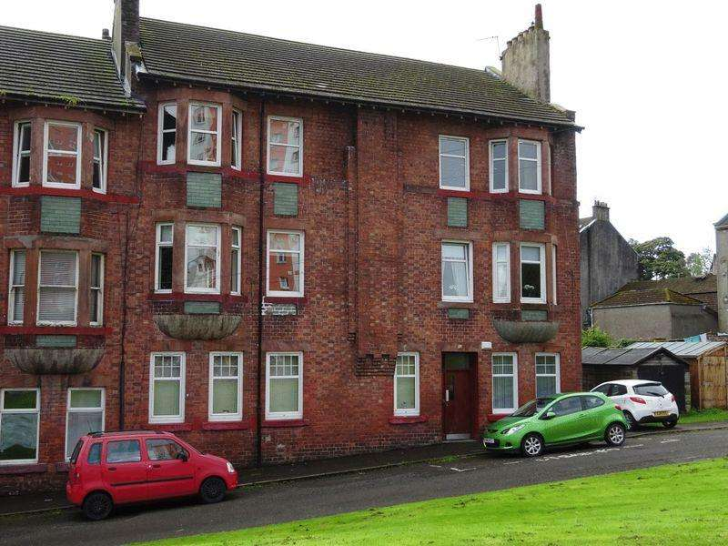 1 Bedroom Flat for sale in Bowie Street, Dumbarton