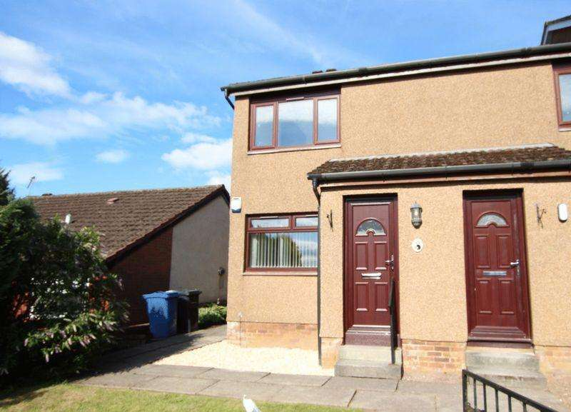 2 Bedrooms Ground Flat for sale in Beechwood Drive, Bonhill