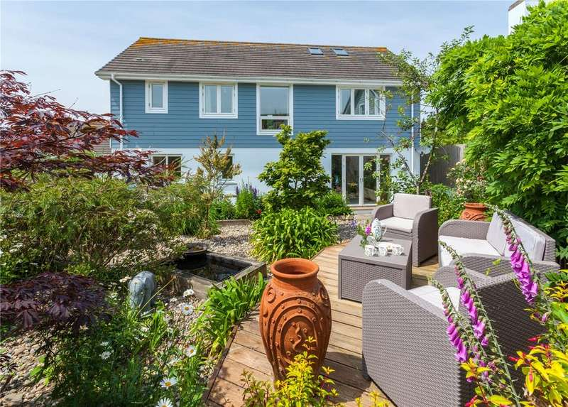 5 Bedrooms Detached House for sale in Penny Hill, Croyde, Braunton, Devon, EX33