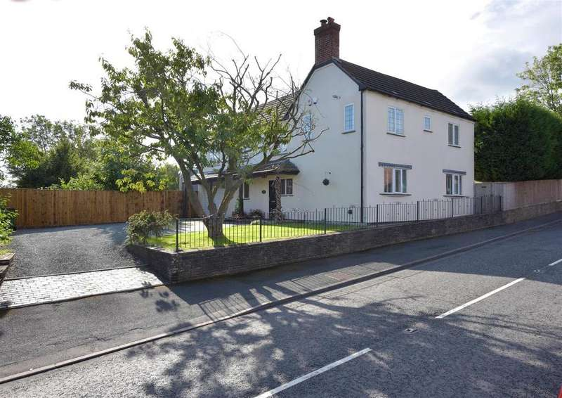 4 Bedrooms Detached House for sale in Bromsgrove Road, Romsley, Halesowen