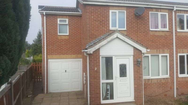 4 Bedrooms Property for sale in Hedley Drive, Chesterfield