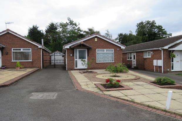 2 Bedrooms Bungalow for sale in Edwalton Court, Bulwell, Nottingham, NG6