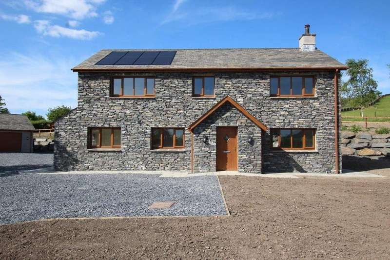 4 Bedrooms Detached House for sale in 2 The Orchards, Crosthwaite, Kendal