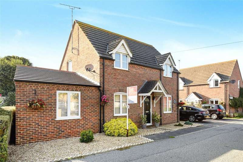 4 Bedrooms Detached House for sale in Marriots Gate, Lutton, PE12