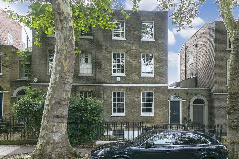 4 Bedrooms Terraced House for sale in Camberwell Grove, Camberwell, London, SE5