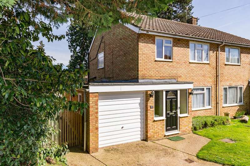 3 Bedrooms House for sale in Duncombe Close, Hertford