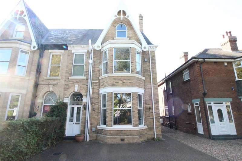6 Bedrooms Semi Detached House for sale in Northgate, Cottingham