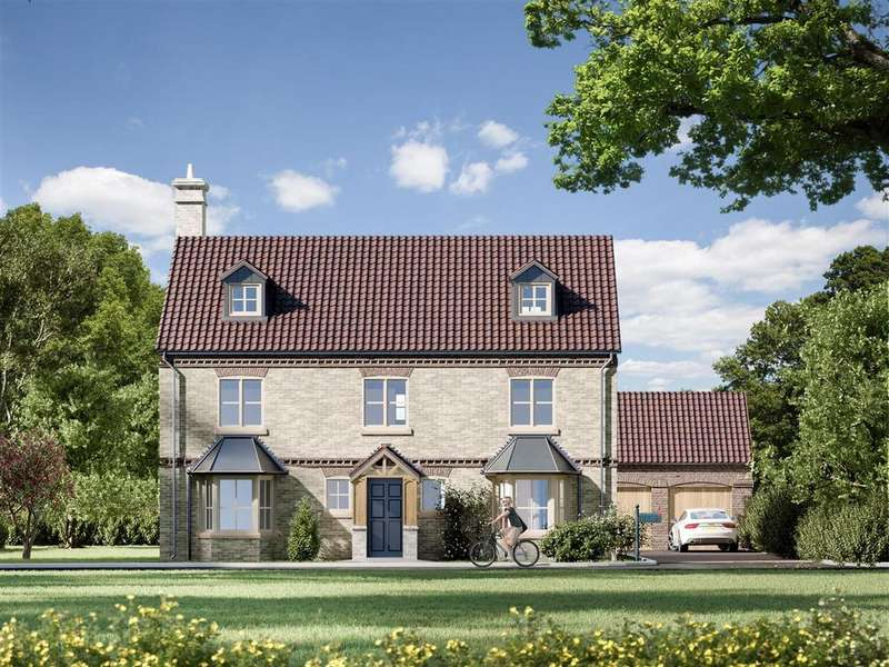 6 Bedrooms House for sale in Coates Road, Whittlesey, Peterborough