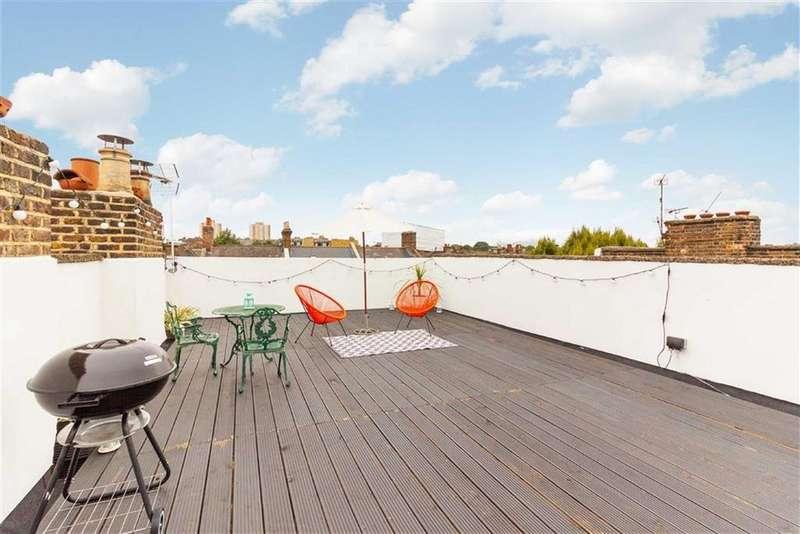 1 Bedroom Flat for sale in Burlington Gardens, Acton, London