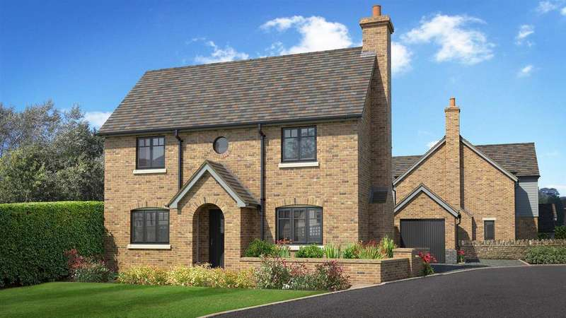 3 Bedrooms Detached House for sale in Ashworth Court, Much Wenlock