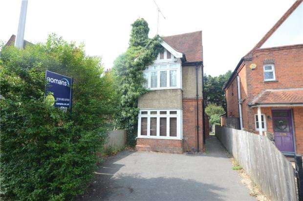 2 Bedrooms Apartment Flat for sale in Northumberland Avenue, Reading, Berkshire