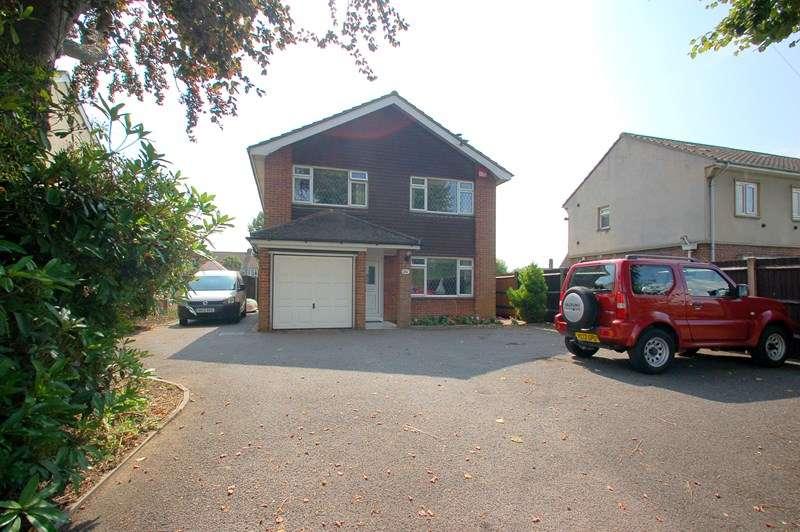 3 Bedrooms Detached House for sale in Elson Road, Gosport
