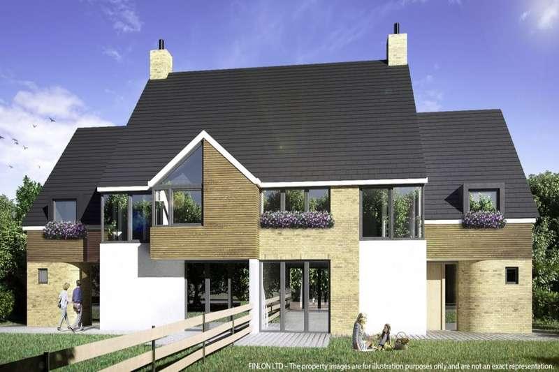 4 Bedrooms Semi Detached House for sale in Blind Lane, Bredhurst, Gillingham, ME7