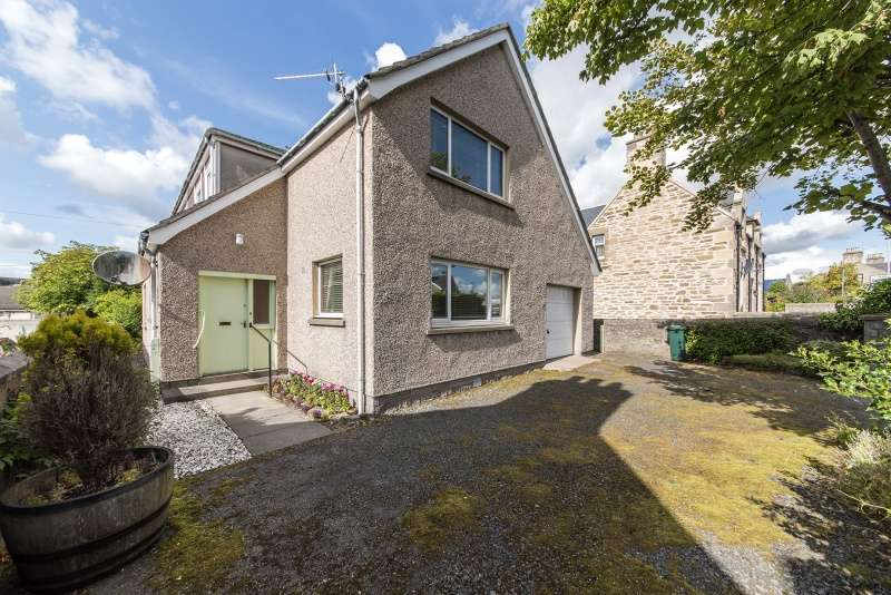 4 Bedrooms Detached Villa House for sale in Banff Road, Keith, AB55 5ET