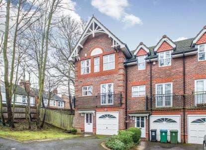 4 Bedrooms Town House for sale in Oakhurst Place, Cherrydale, Watford, Hertfordshire