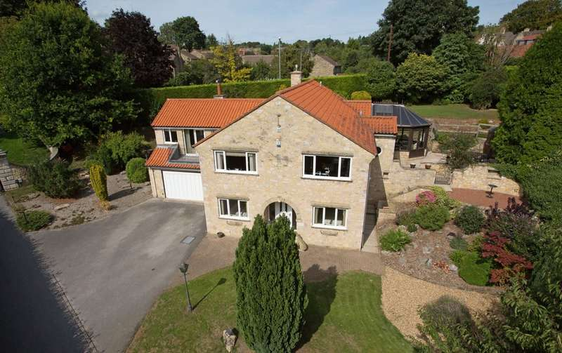 4 Bedrooms Detached House for sale in Linton Road, Wetherby, LS22