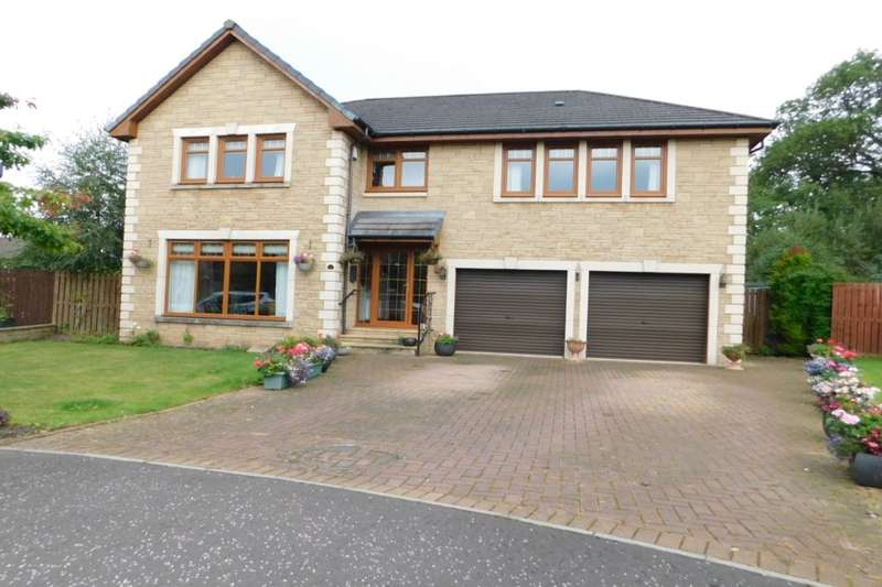 5 Bedrooms Detached House for sale in Galloway Avenue, Wishaw, ML2