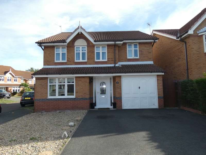 4 Bedrooms Detached House for sale in Elliott Drive, Liverpool, Merseyside, L32