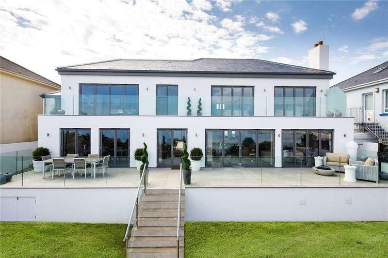 4 Bedrooms Detached House for sale in Le Mont De La Rocque, St. Brelade, Jersey, JE3