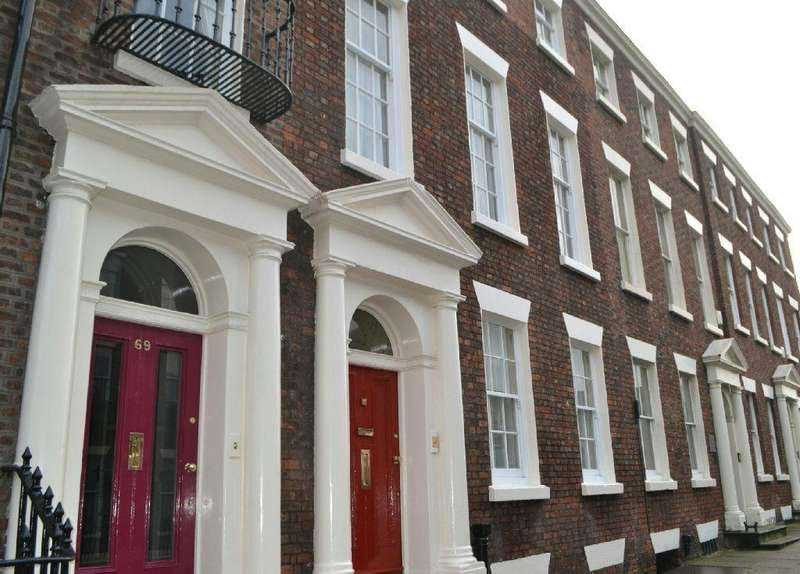 5 Bedrooms Town House for sale in Rodney Street, Liverpool
