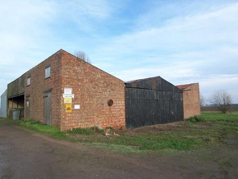 Residential Development Commercial for sale in Potential Conversion of Barn - Fosdyke