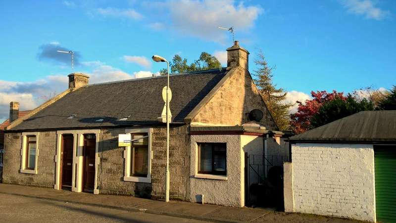 2 Bedrooms Semi Detached House for sale in Ramsay Cottage, 9 Engine Road, Off Clerk Street, Loanhead, EH20 9RF