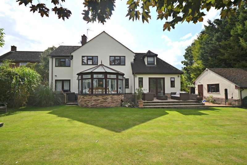 5 Bedrooms Detached House for sale in Ickleton, Saffron Walden