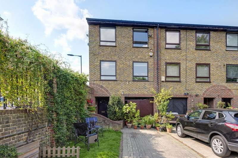 4 Bedrooms House for sale in ABINGER MEWS, LONDON W9 3SP