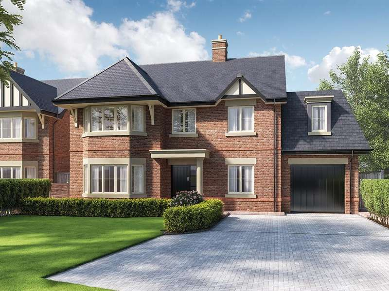 5 Bedrooms Detached House for sale in Clayton, Lostock Hall Road, Poynton