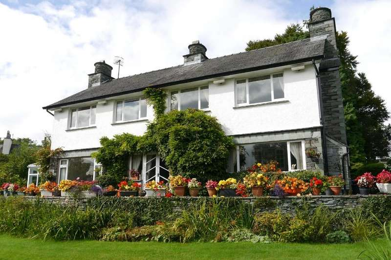 4 Bedrooms Detached House for sale in The Birches, Cornbirthwaite Road, Windermere, LA23 1DG