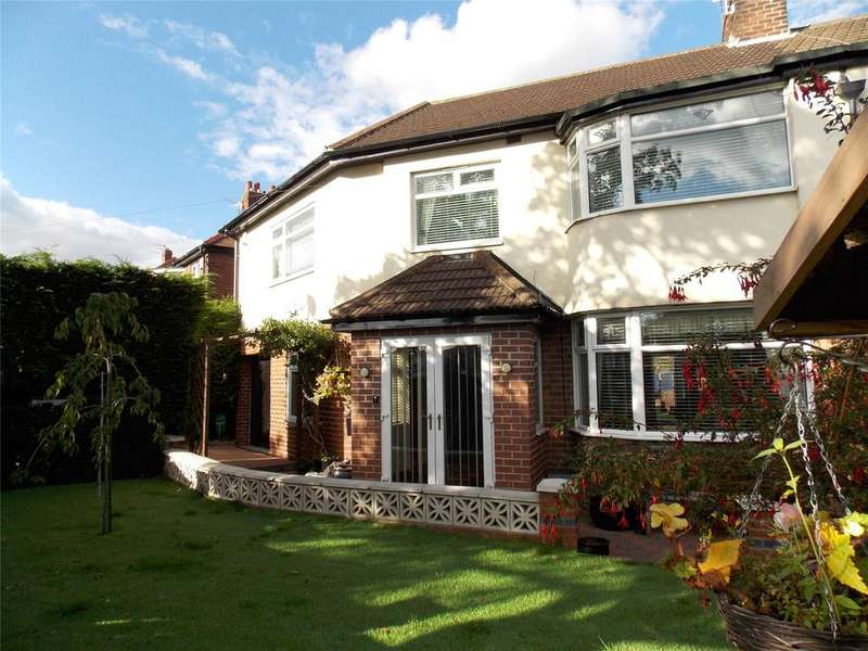 5 Bedrooms Semi Detached House for sale in Cochrane Park