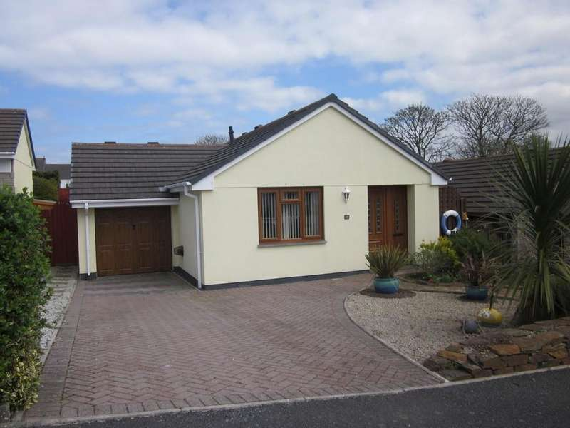 2 Bedrooms Detached Bungalow for sale in Amal An Avon, Phillack