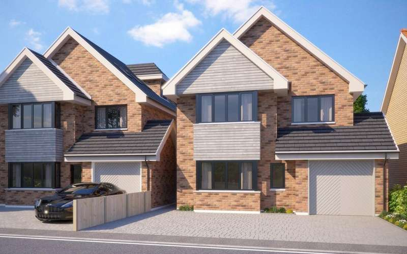 5 Bedrooms Detached House for sale in Cromwell Avenue, Billericay, CM12