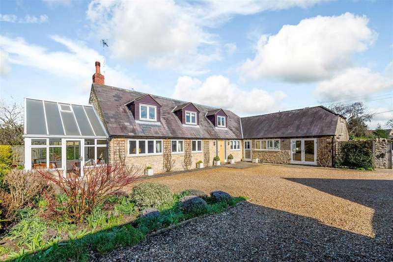 5 Bedrooms House for sale in Church Lane, Lathbury, Newport Pagnell
