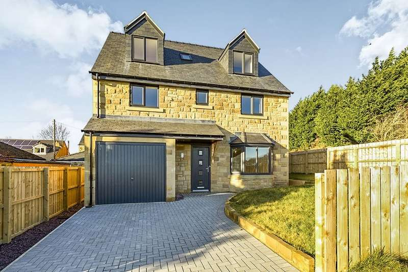 6 Bedrooms Detached House for sale in Knitsley Nook, Consett, DH8