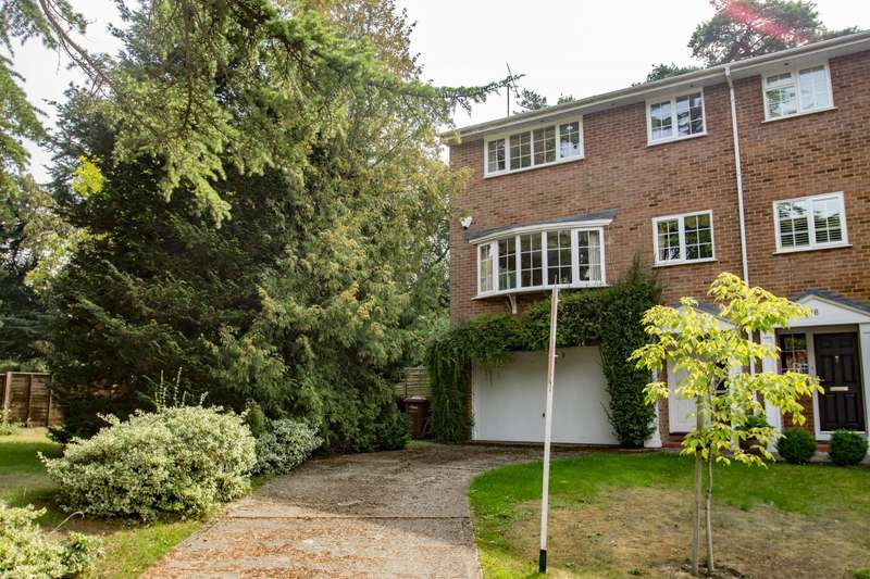 4 Bedrooms Town House for sale in Clevemede, Goring on Thames, RG8