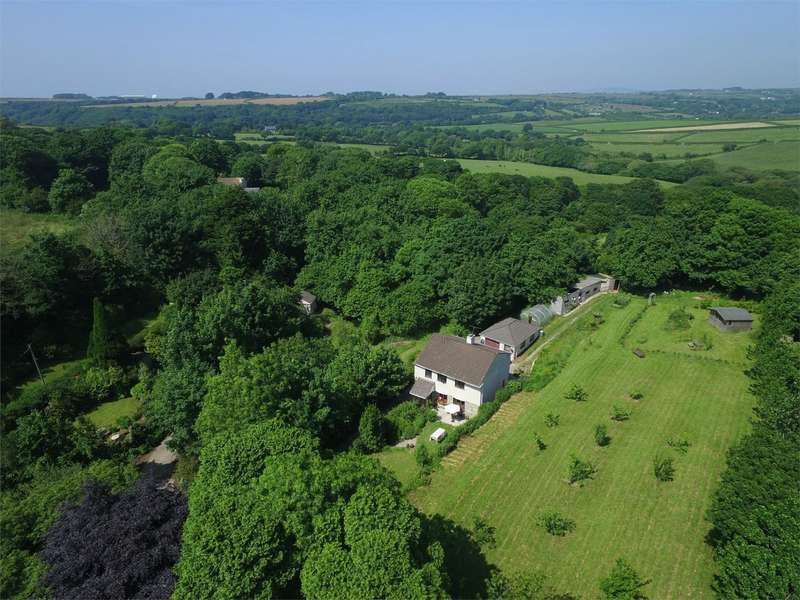 3 Bedrooms Detached House for sale in Watergate, ILLOGAN, REDRUTH, Cornwall
