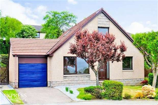 4 Bedrooms Detached House for sale in Buckie Road, Bridge of Don, Aberdeen