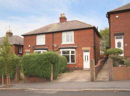 3 Bedrooms Semi Detached House for sale in Moffatt Road, Sheffield, South Yorkshire