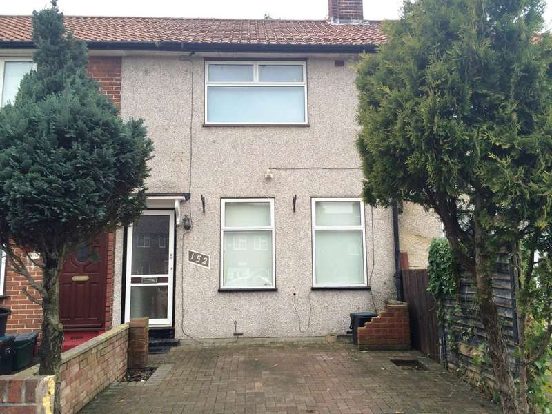 2 Bedrooms Terraced House for sale in Beaconsfield Road, London SE9