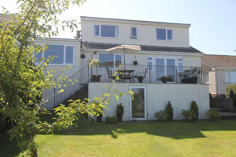 4 Bedrooms Detached Bungalow for sale in Leyburn Grove, Paignton