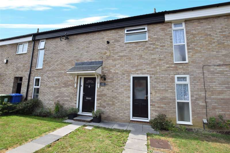 3 Bedrooms Terraced House for sale in Leaves Green, Bracknell, Berkshire, RG12