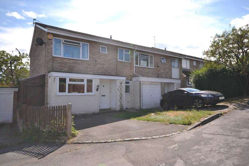 3 Bedrooms Semi Detached House for sale in Farleigh Mews, Caversham Park