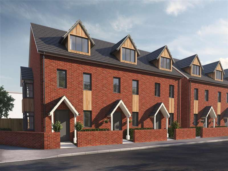 3 Bedrooms House for sale in Catherine Mead Street, Bedminster