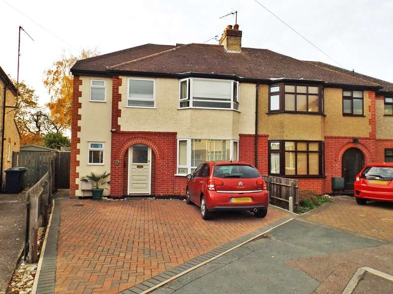 3 Bedrooms Semi Detached House for sale in Kelvin Close, Cambridge, Cambridgeshire, CB1