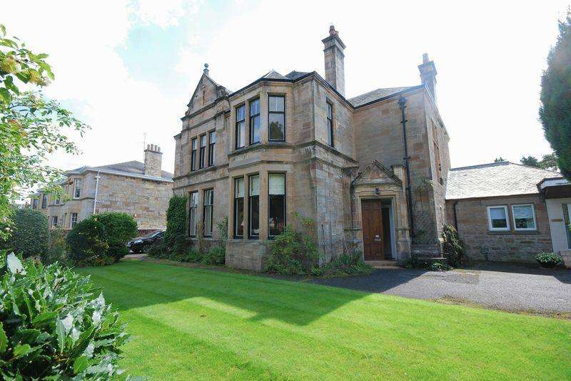 2 Bedrooms Flat for sale in Rowellan, 25B Bellevue Road, Ayr, KA7 2SA